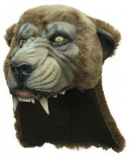 Luxe poema masker voor volwassenen