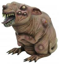 Zombie rat voor Halloween