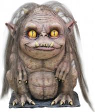 Klein Monster van Halloween