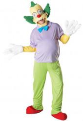 Krusty™ de clown kostuum voor volwassenen