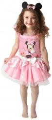 Roze Minnie Mouse™ kostuum voor meisjes