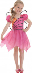Barbie™ Mariposa kostuum voor meisjes
