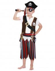 Piraat kostuum voor kinderen