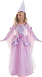 Roze en paarse prinsessen pak Corolle™ voor meisjes