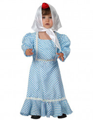 Spaans ouderwets baby kostuum