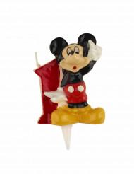 Verjaardagskaarsje 1 Mickey™