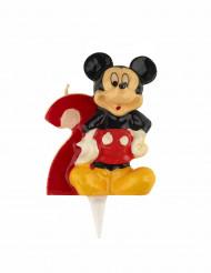 Mickey™ nummer 2 kaars