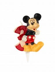 Verjaardagskaarsje 3 Mickey™