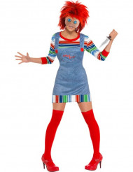 Chucky™ outfit voor vrouwen