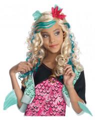 Lagoona Blue Monster High™ pruik voor meisjes
