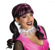 Draculaura Monster High™ pruik voor vrouwen