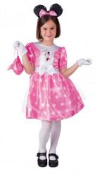Roze Minnie Mouse ™ carnavalskostuum voor meisjes