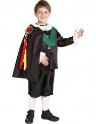 Traditionnel Spaanse zanger kostuum voor jongens