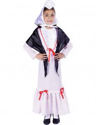 Traditionnel Spaanse dame kostuum voor meisjes