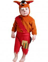 Vossen kostuum voor baby's