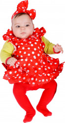 Spaanse carnavalskostuum voor baby's