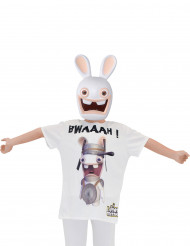 Raving Rabbids™ masker en t-shirt
