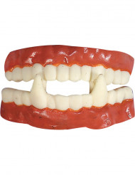 Rubber vampier tanden