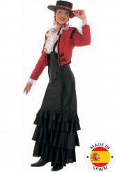Spaanse dames verkleed pak