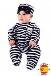 Gevangene baby pak
