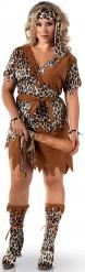 Holbewoner pak voor dames + size