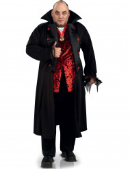 Vampiers outfit voor heren +Size