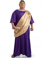 Romeinse toga voor heren in grote maat