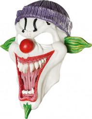 Clown masker voor volwassenen