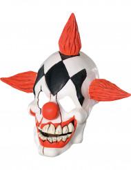 Lachende clown masker