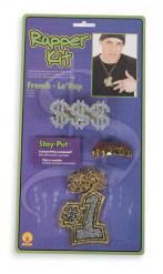 Rapper kit voor volwassen