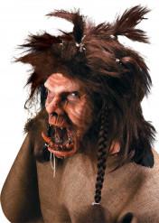 Troll volwassen Halloween make-up