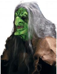 Heksen  Makeup masker voor volwassenen Halloween