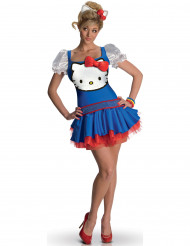 Hello Kitty™ kostuum voor dames