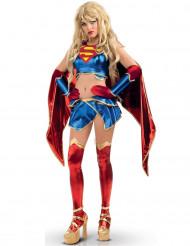 Supergirl Amecomi™ kostuum voor vrouwen