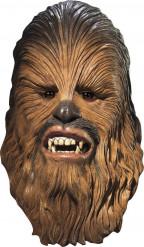 Masker Chewbacca Star Wars ™ Deluxe voor volwassen