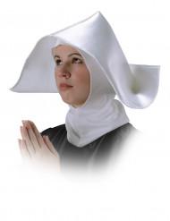 Nonnen hoedje voor volwassenen