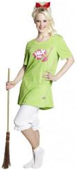 Bibi Blocksberg™ kostuum voor dames