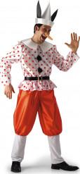 Marionet pop kostuum voor heren