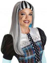 Frankie Stein Monster High™ pruik voor vrouwen