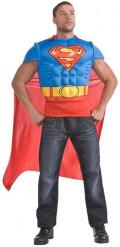 Superman™ borstplaat voor volwassen