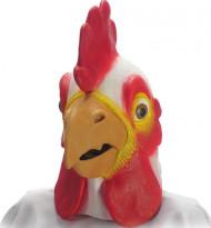 Haanen masker voor volwassenen