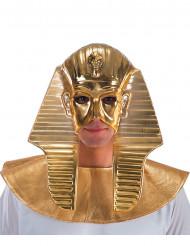 Goudkleurig Farao masker voor heren