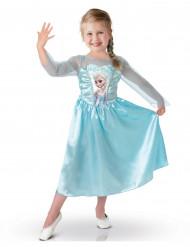 IJsblauwe Elsa Frozen™ outfit voor meisjes