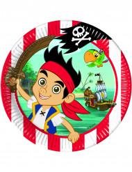 Set van Jake de Piraat™ borden