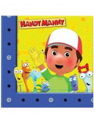 20 servetten Handy Manny™