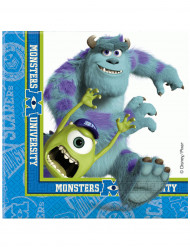 20 Servetten van Monsters University ™