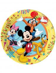 Mickey Mouse ™ kartonnen bordjes