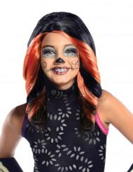 Skelita calaveras Monster High™ pruik voor meisjes
