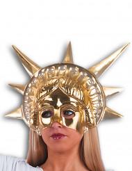 Vrijheidsbeeld halfmasker
