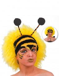 Bijen pruik voor volwassenen